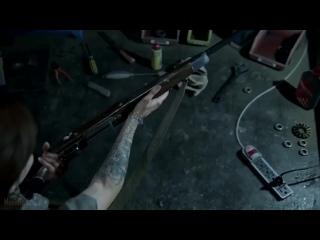 FubPit/ Кастомизация оружия в The Last of Us Part II