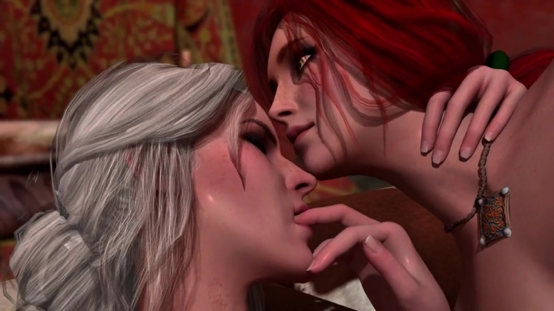 Triss porn witcher The Witcher