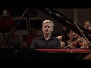 С.В.Рахманинов. Концерт № 3 для фортепиано с оркестром ре минор, соч. 30. Солист Александр Малофеев (17 лет).