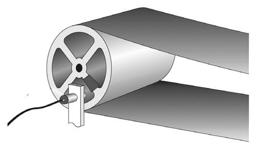 Датчик скорости для конвейера транспортеры почтовые