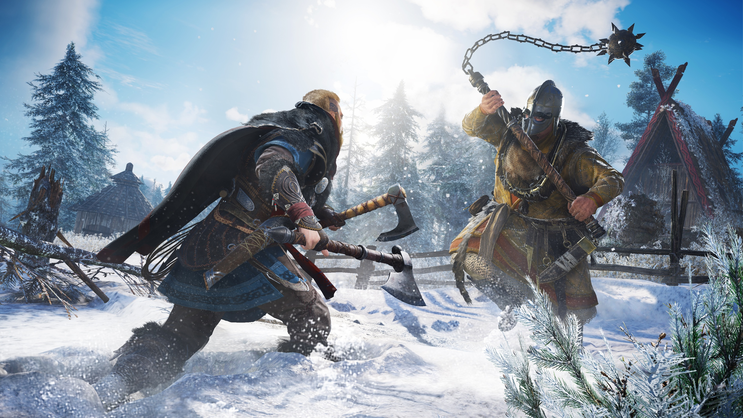 Прокат Assassin's Creed: Вальгалла Valhalla на PS4
