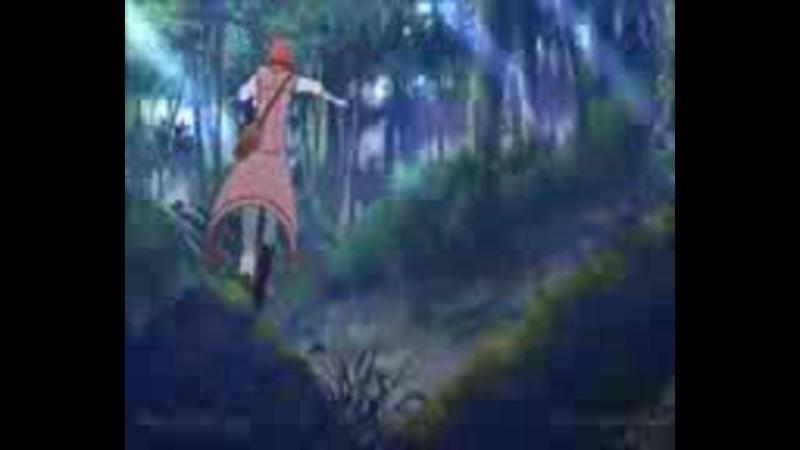 Зен и Шираюки пара из аниме Akagami no Shirayuki Красноволосая принцесса Белоснежка