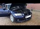 BMW Alpina D3 Bi-Turbo 2.0D 6 Speed Manual in Metallic Blue with Cream Leather
