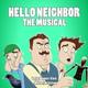 Logan Hugueny-Clark feat. Whitney Di Stefano - Hello Neighbor: The Musical (feat. Whitney Di Stefano)