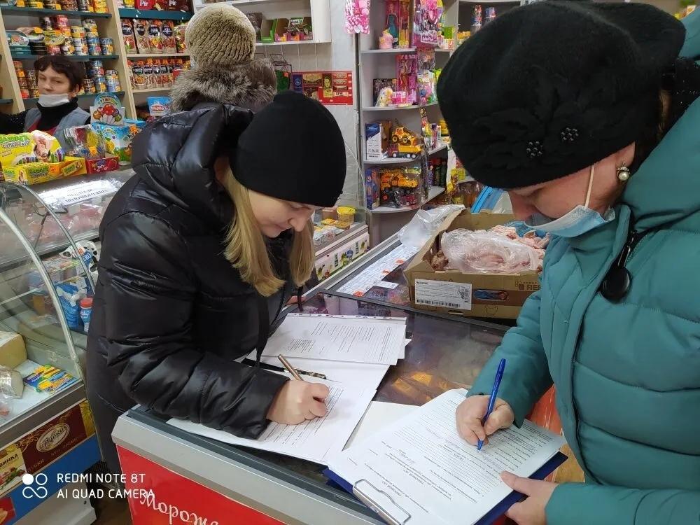 В Петровске состоялся рейд по выявлению неформальной занятости и легализации заработной платы
