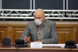 Игорь Артамонов провел очередное заседание оперштаба