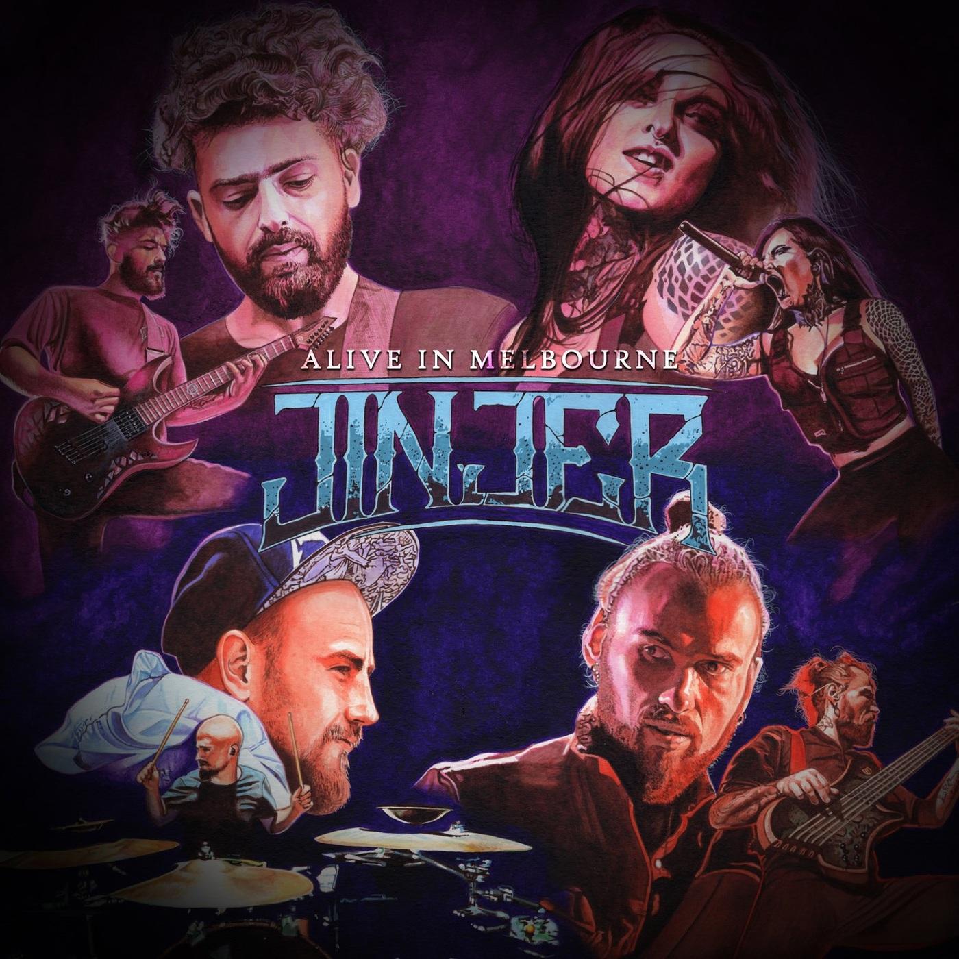 Jinjer - Alive in Melbourne 2020 (Live) (2020)