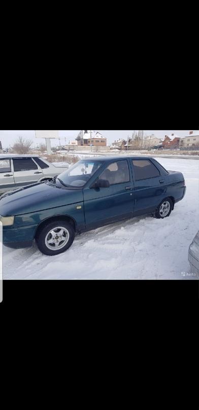 2110 1999г 45.000р  Двигатель карбюратор. тяга   Объявления Орска и Новотроицка №12871