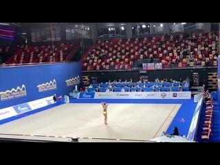 ● Анастасия Симакова - Булавы (квалификация) / Чемпионат России 2021