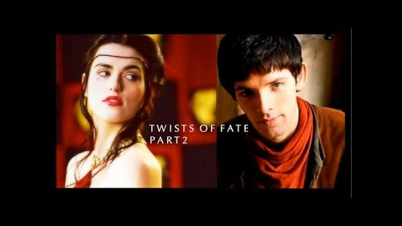 Merlin AU Twists of Fate PART 2