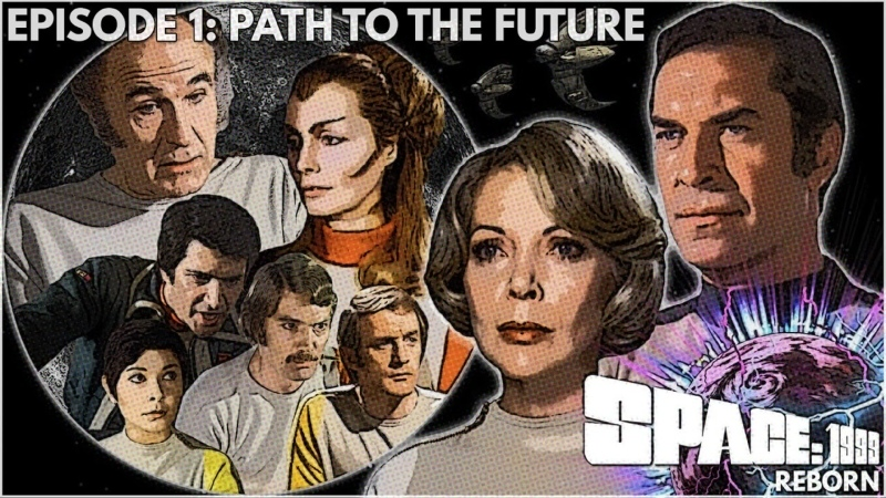 Космос 1999 Space 1999 сериал '1975 '1977 от D J S