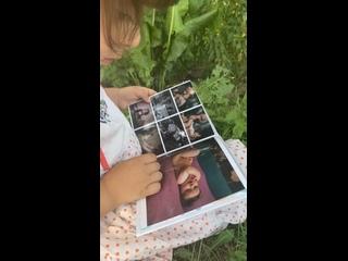 Video by Olya Kapustina
