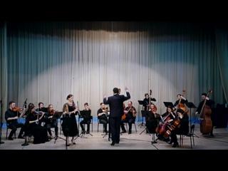 Танеев - Канцона для кларнета с оркестром