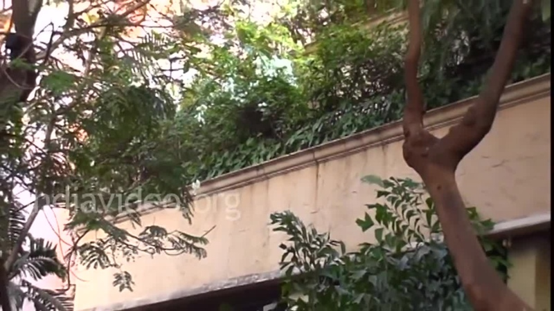 Bollywood Celebrity Home Anil Kapoor and Sonam Kapurs House In Mumbai India Video