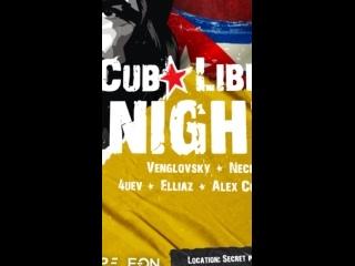 . Cuba Libre secret location
