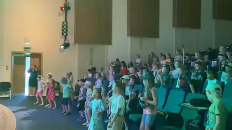 Видео от МАОУ Боровская СОШ Тюменского муниципального рай