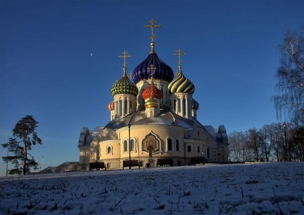 Церковь Святого Игоря Черниговского (Ново-Переделк...