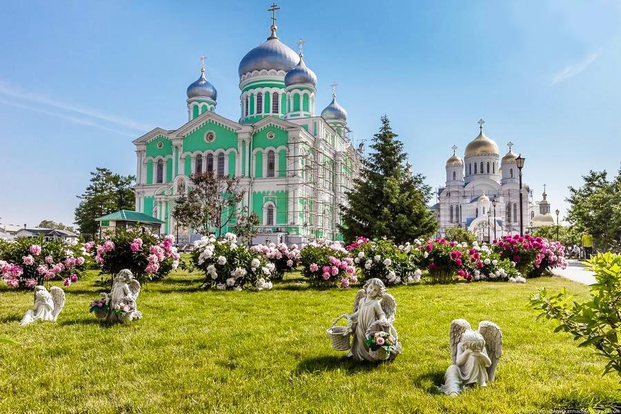 2022-07, Тур в Дивеево и Нижний Новгород из Тольятти в июле, 4 дня (B)