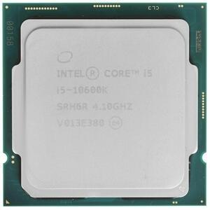 Процессор Intel Core i5-10600kНовый. Брянск. Или в...
