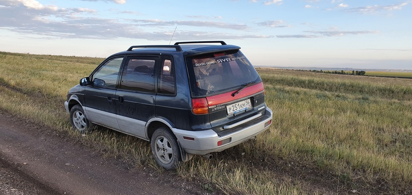 Mitsubishi RVR  Полный привод, кондиционер, | Объявления Орска и Новотроицка №28526
