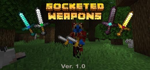 мод на оружие в майнкрафт v 0.15.0 #2