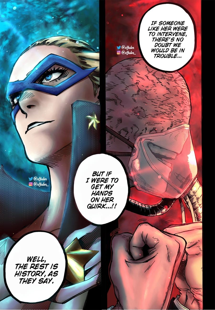 my Hero Academia Chapter 329, image №15