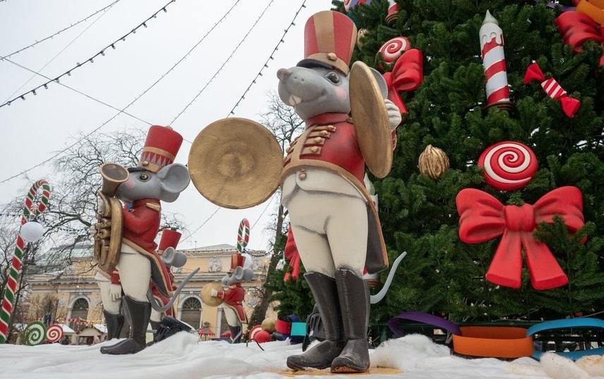 Подготовка к Рождественской ярмарке: во сколько Петербургу обойдется праздничное настроение