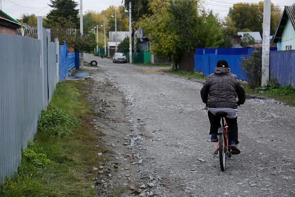 На ремонт дорог частного сектора в этом году потра...
