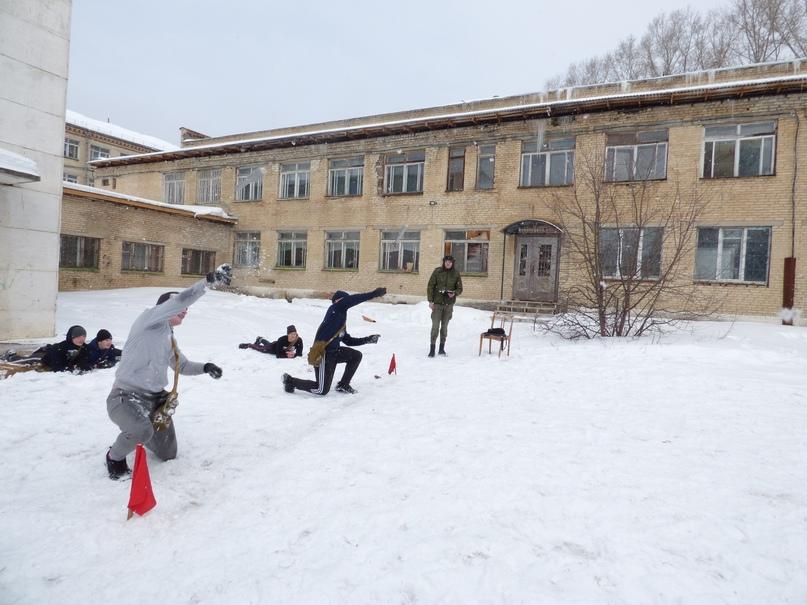 Военно—спортивная игра «Патриот», изображение №3