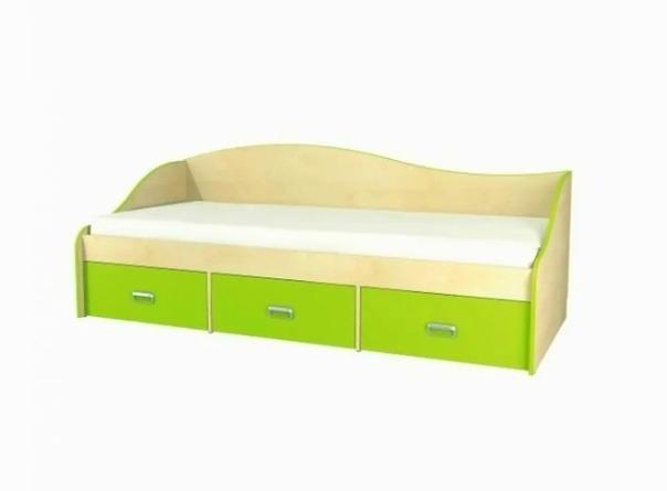 Продаю кровать с матрасом 180 дл., 80 ширина.  Мат...
