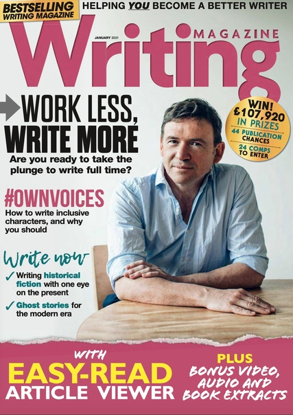 Writing Magazine - January 2021