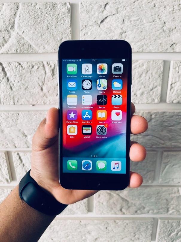 •Купить iPhone 6 16Gb •Состояние: отличное | Объявления Орска и Новотроицка №16667