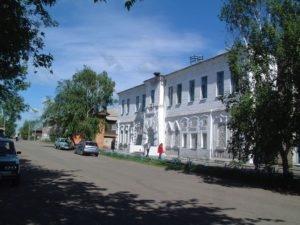 Зауральский музей под открытым небом – город Куртамыш!, изображение №1