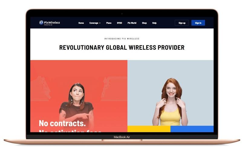 Кейс: PixWireless — связь, работающая по всему миру, изображение №2