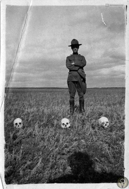 Американский экспедиционный корпус «Сибирь» (American Expeditionary Force Siberia . Интервенция союзников в Сибири и на Дальнем Востоке. 1918 1919 гг. Ч.-1 Роберт Лоуренс Эйчелбергер (18861961),