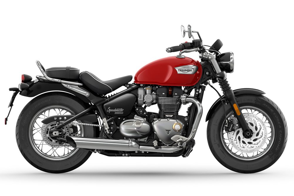 Мотоцикл Triumph Bonneville Speedmaster 2021