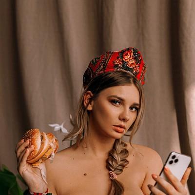 Наташа Тихомирова, Москва