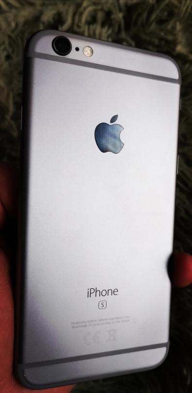 Купить Айфон 6с в отличном состоянии,   Объявления Орска и Новотроицка №18083