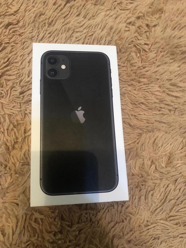 Купить айфон 11 ,64 гб в отличном   Объявления Орска и Новотроицка №28991