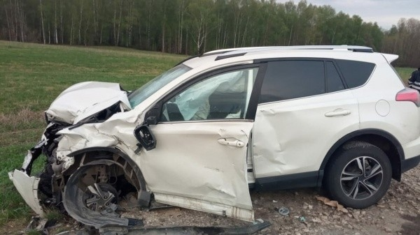 ДТП в Звениговском районе Марий Эл унесло жизнь пассажирки «Лады Калины»