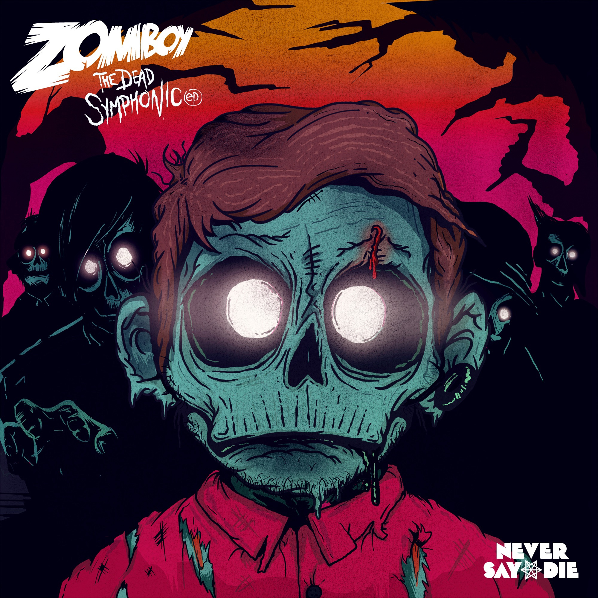 Zomboy album The Dead Symphonic Ep