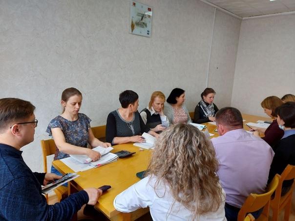Рабочая группа во главе с министром А.А. Боталовой провела 7