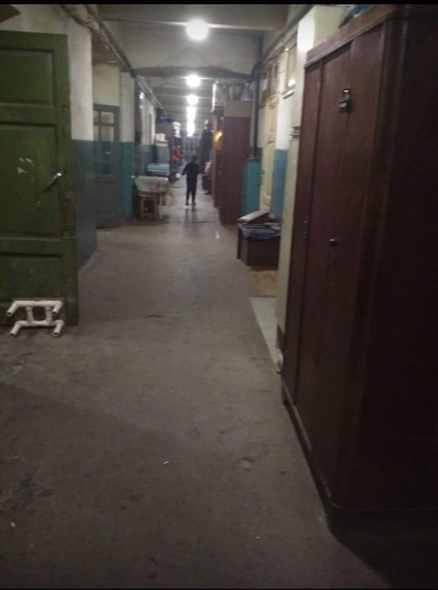 Жителям общежития в Яхроме приходится жить в тяжелейших условиях: УК и местная а...