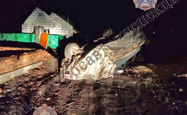 ✅ В Кимовске пьяный водитель врезался в строящийся...