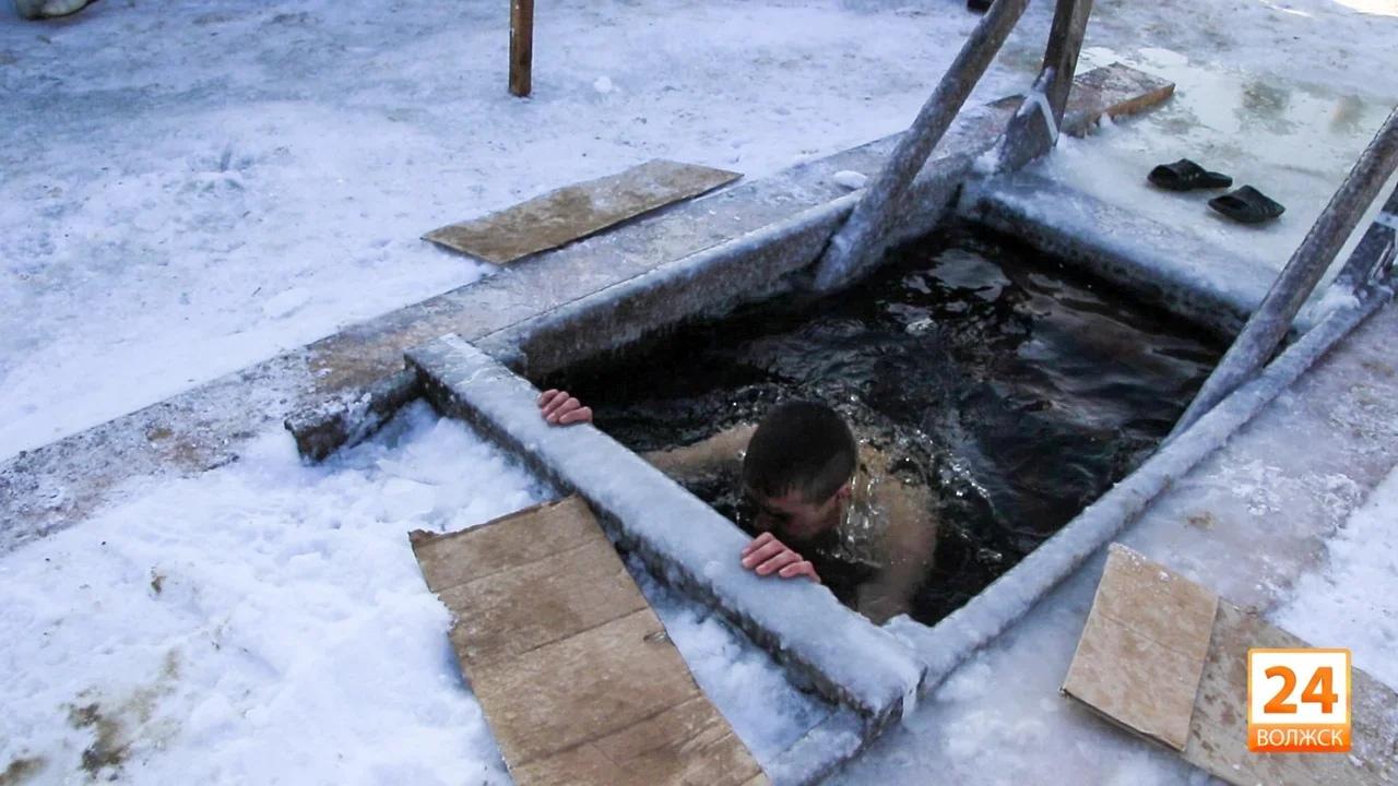 В Марий Эл оборудуют 37 мест для крещенских купаний