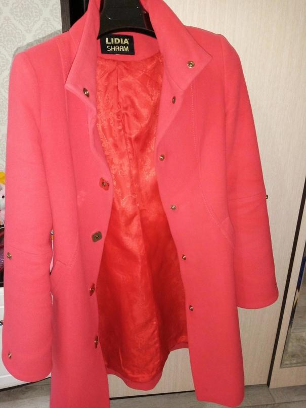Пальто кашемир, в отличном состоянии, | Объявления Орска и Новотроицка №16709