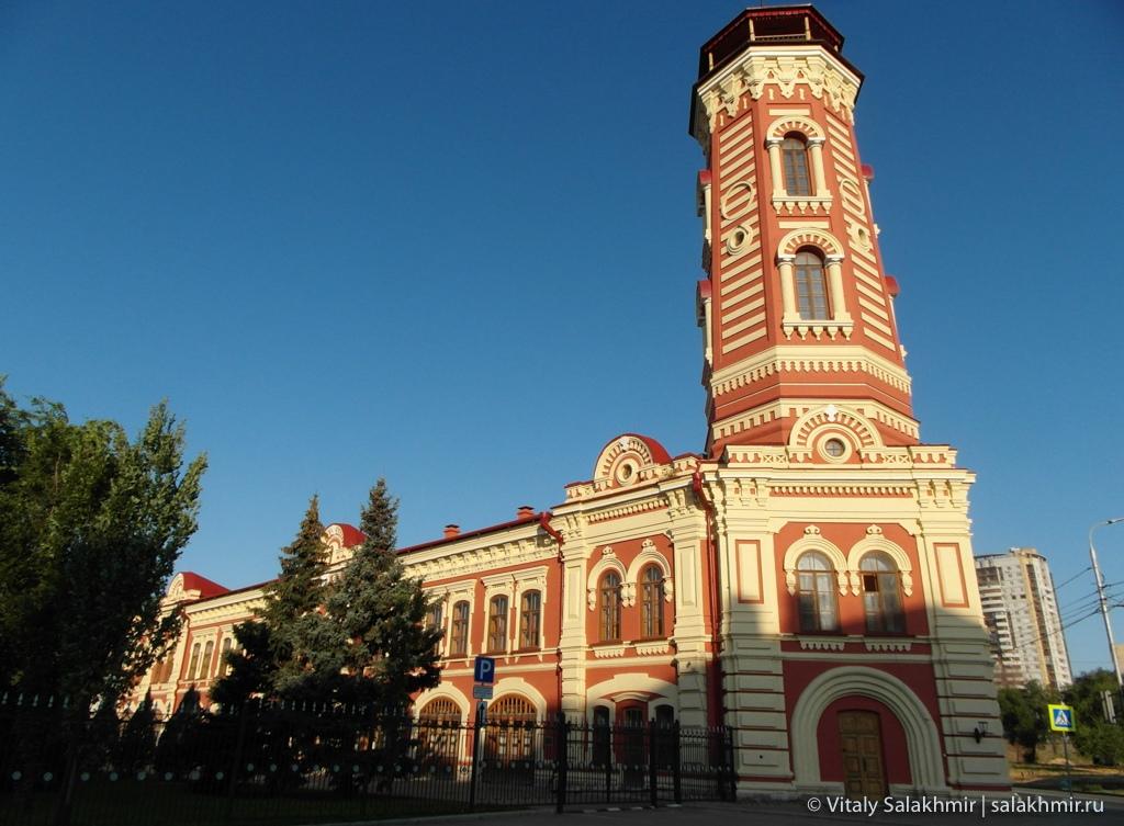 Каланча Царицынской пожарной службы, Волгоград 2020