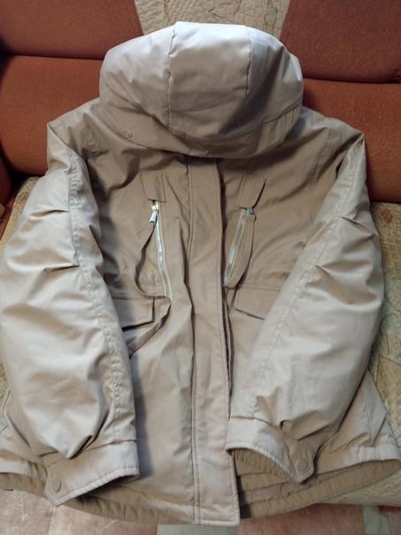 продам зимнюю куртку, размер 46-48подойдет на 50оч...