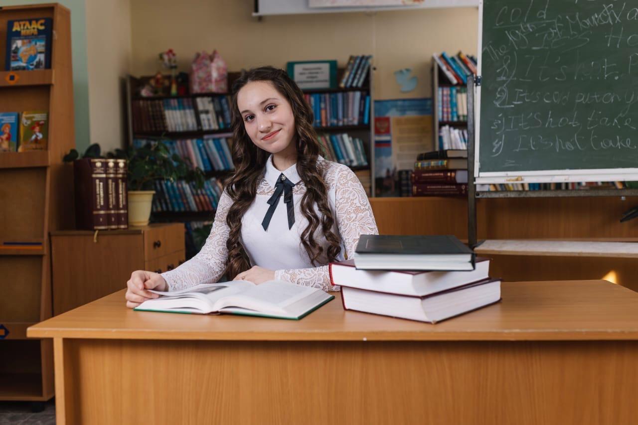 В Можге снова стобалльник!Ученица 8 гимназии [id239421889|Милана