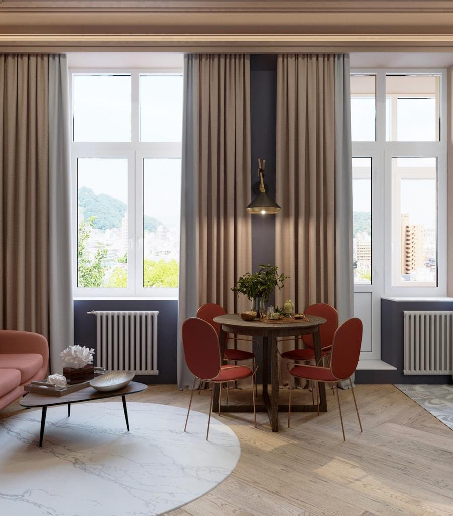 Дизайн-проект квартиры почти 30 кв.